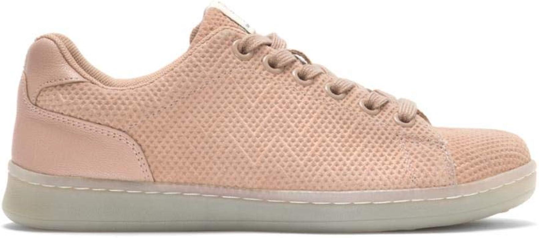 Womens Top Fashion Low Chapala Sneakers Fabric Up Lace WDIH9E2