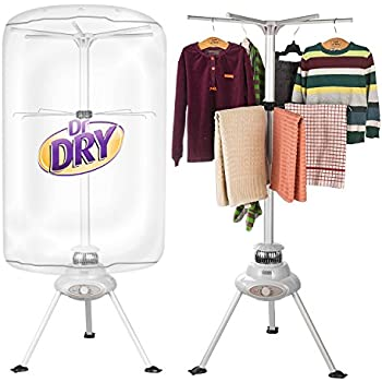 Amazon Com Dr Dry Portable Clothing Dryer 1000w Heater