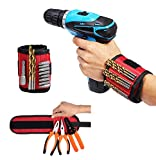 Yu2d 3 Magnetic Wristband Pocket Tool Belt Pouch