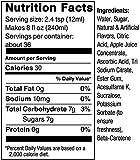 SodaStream Diet Fountain Sparkling Drink Mix