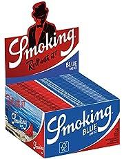 Smoking 1x King Size Blue 50x33, Blauw, s