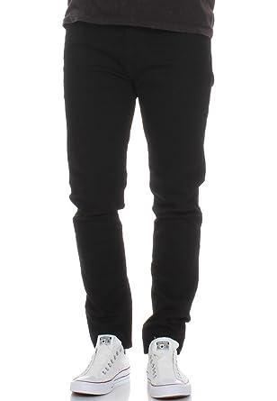 512 Skinny Tapered Jeans Nightshine Black - Nightshine Levi's Yb0haA