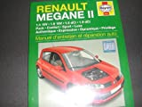 Renault Megane Essence & Diesel (02 - 06)