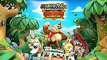 Mario + Rabbids Kingdom Battle Donkey Kong Adventure DLC - Nintendo Switch [Digital Code]
