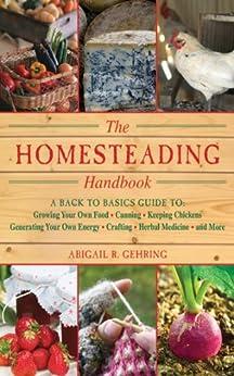Homesteading Handbook Chickens Generating Crafting ebook
