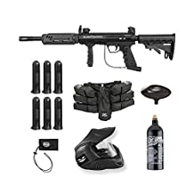 Valken 87114 Tactical Blackhawk Tango Rig Paintball Gun Package