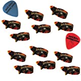 National Thumb Picks Banjo picks Dobro Picks Bluegrass Pick 12 Pack TORT Medium