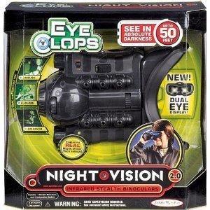 Toy / Game Eyeclops Night Vision Infared Stealth Binoculars