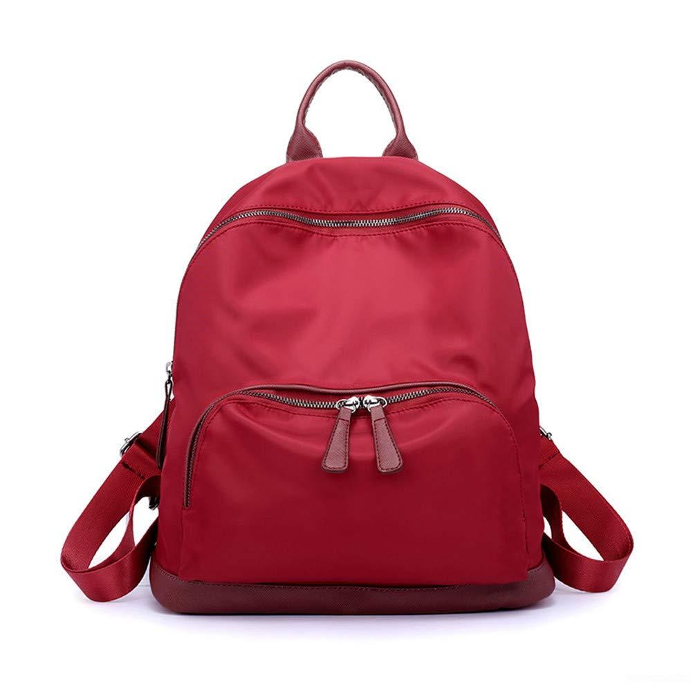 VHVCX Oxford-Schulter-Beutel der Dame-Fashion Freizeit-Rucksack Einfach College Style Studenten Nylon Schoolbag B07MK8TZ6L Daypacks Zu einem erschwinglichen Preis