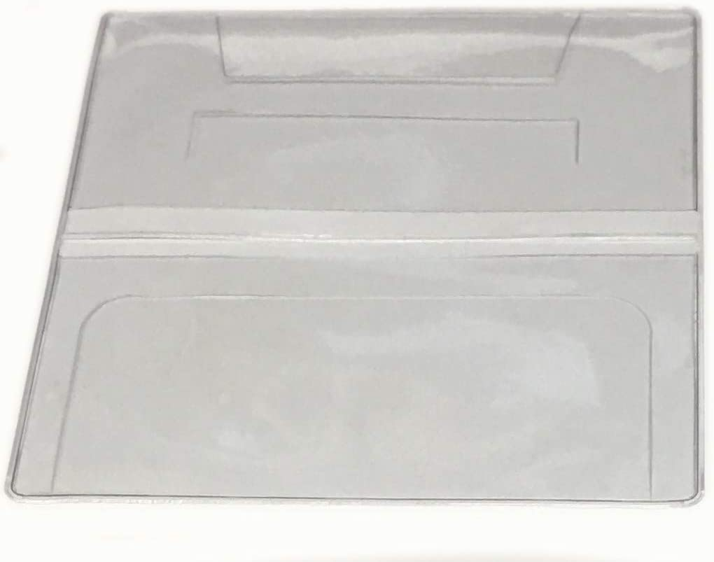 1 GREY MARBLE VINYL CHECK BOOK COVER /& 8 CHECKBOOK TRANSACTION REGISTERS