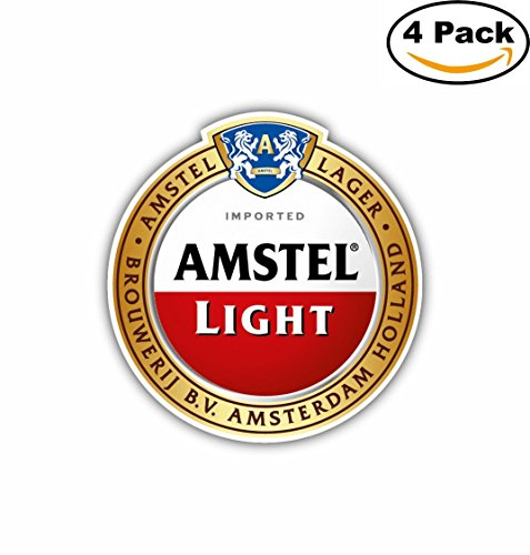 amstel-light-amsterdam-holland-beer-drink-car-bumper-sticker-decal-4x4
