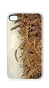 NBcase Golden Grain hard PC iphone 4 cases for guys