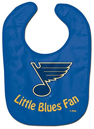 WinCraft NHL St. Louis Blues WCRA2071614 All Pro Baby Bib ()