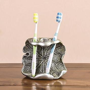 SD Cepillo de Dientes Personalizado y WC Baño Columpio en el Arte Bluetooth-Base Multiuso, Plata: Amazon.es: Hogar