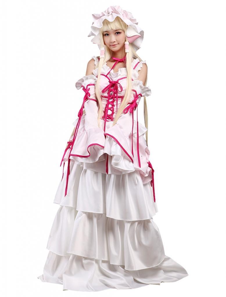 M4U Lovable Chii Chic Chobits Cosplay Costume