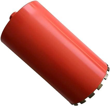 Wet Drill Core Bits for Hard Concrete Brick 2.5 Diameter 1-1//4-7 Threaded #30//40 Diamond Grits and Block Granite