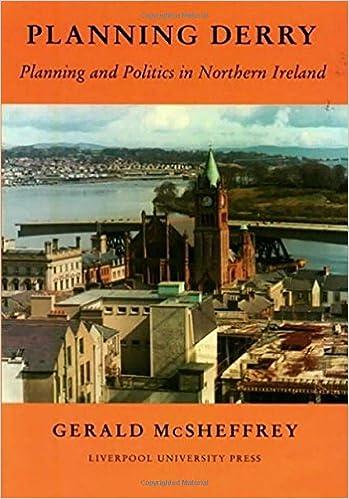 Book Planning Derry: Planning and Politics in Northern Ireland