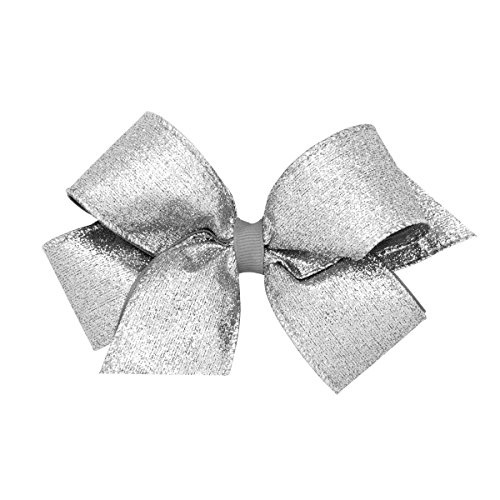 Wee Ones Party Glitter Hair Bow on a WeeStay -