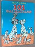 Walt Disney 101 Dalmations (A Big Golden Book)