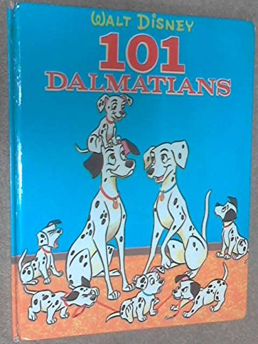 Walt Disney 101 Dalmations (A Big Golden Book)