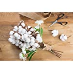Cotton-Stems-Artificial-Cotton-Flowers-Farmhouse-Style-Display-Vase-Filler-Rustic-Decorations-for-Home-Office