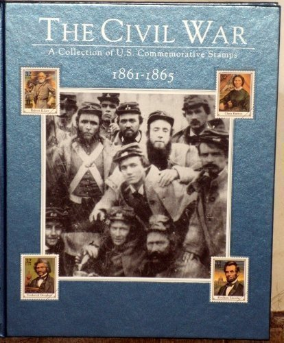 Collection 1865 - The Civil War 1861-1865: A Collection of U.S. Commemorative Stamps