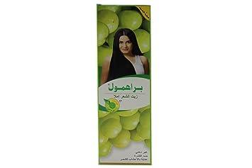 Brahmol Amla Hair Oil With Vitamin E Aceite Del Pelo Con La Vitamina E 200 ml: Amazon.es: Electrónica