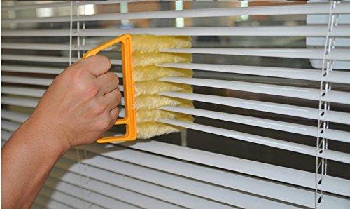 Blind Cleaner Brush - Blind Brush - Creative Microfibre Venetian Blind Blade kitchen accessories Cleaner Window Clean Brush diagnostic-tool magnetic window cleaner - Mini Blind Brush