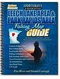 Northern Minnesota - Leech Lake Area & Park Rapids Area Fishing Map Guide (Fishing Maps Guide Book)