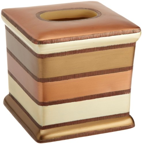 (Popular Bath Contempo Spice Tissue Box)