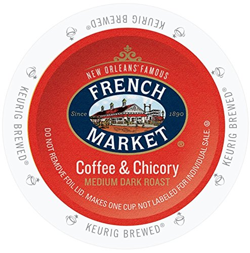 French Market Coffee Chicory Keurig