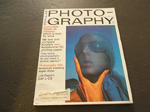 Popular Photography Mar 1976, Superwide Lenses VS - Lens Lense Vs