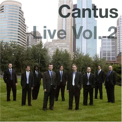 Cantus Live - Volume Two by Cantus