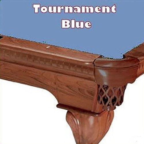 7' Tournament Blue ProLine Classic 303 Teflon Billiard Pool Table Cloth Felt