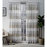 Exclusive Home Curtains EH7952-06 2-84R Bern