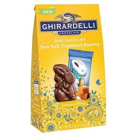 Ghirardelli Easter Chocolate Seasalt Bunnies