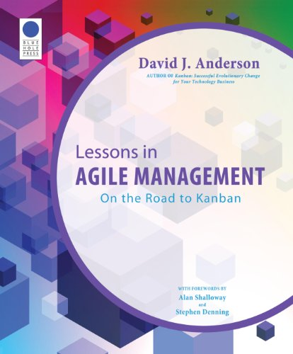 Lessons in Agile Management: On the Road to Kanban (English Edition) por [Anderson, David J]