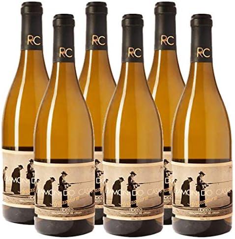 Vino blanco Ramón do Casar Treixadura - D.O. Ribeiro - Caja 6 botellas x 75cl: Amazon.es: Alimentación y bebidas