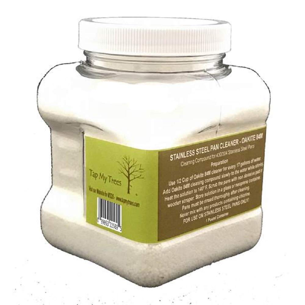 Roths Sugarbush Stainless Steel Pan Cleaner, 1 Lb. by Roths Sugarbush
