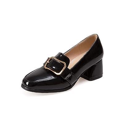 1TO9 MMS07049 Zapatos de tacón para Mujer, Estilo Gladiador ...