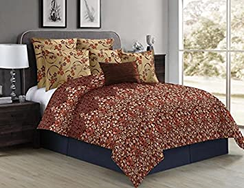 Florida 100 Cotton Double Bed Sheet Set 1 Double Bedsheet With 2
