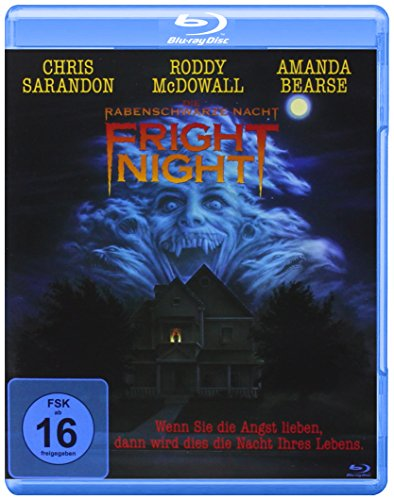 (Fright Night [Blu-Ray Region A/B/C Import -)