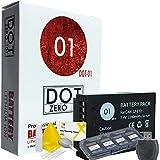 DOT-01 Brand Canon M10 Battery for Canon M10 Camera and Canon M10 Accessory Bundle for Canon LPE12 LP-E12