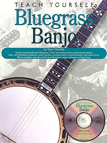 You Can Teach Yourself Banjo Import