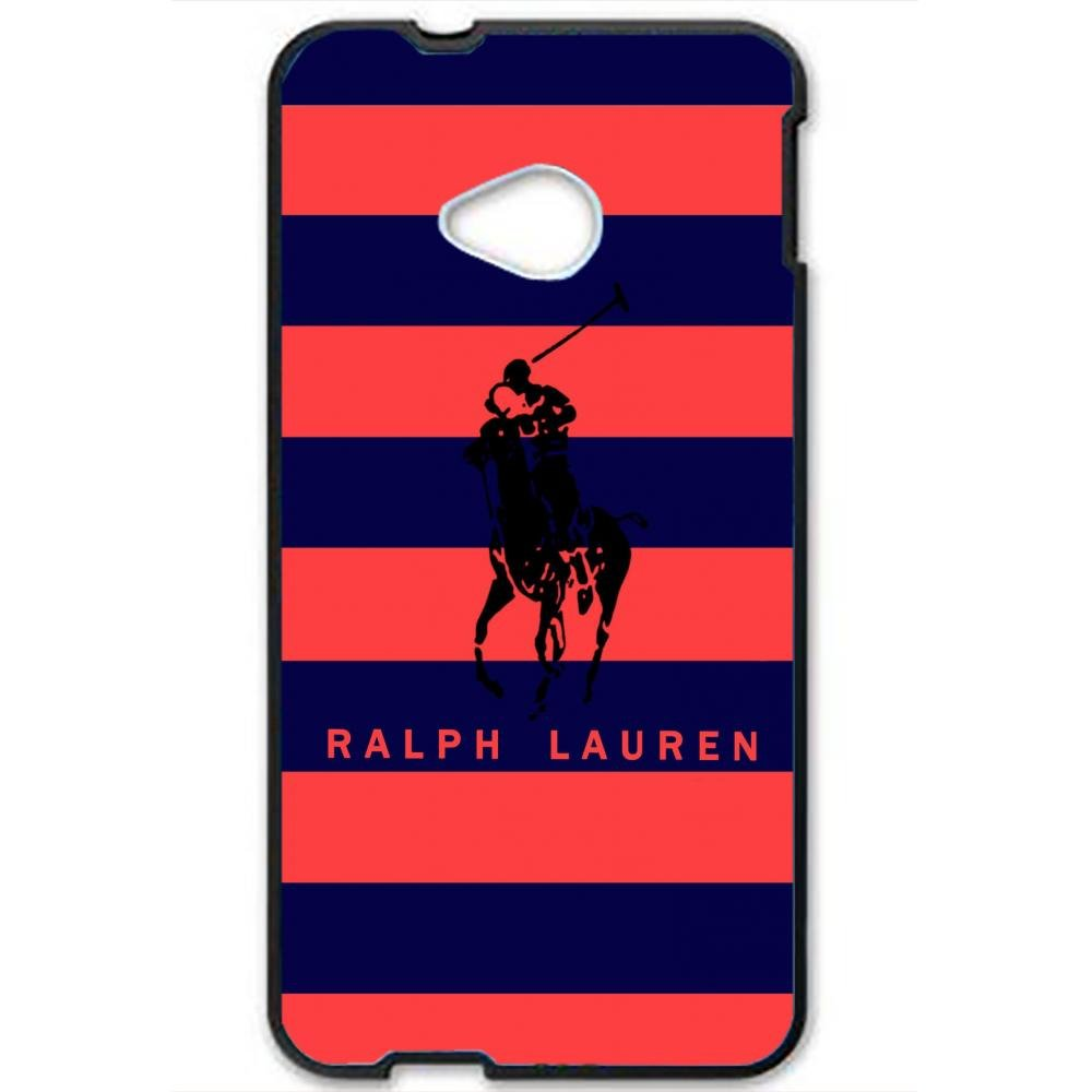 Red and Blue Stripe Design Polo Ralph Lauren Logo Series 3D Hard ...