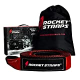 """Search : Rocket Straps - 3"""" x 30' Heavy Duty Tow Strap 
