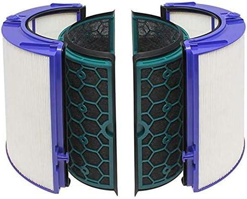 Filtro de filtro Fette, purificador de aire HEPA, compatible con ...