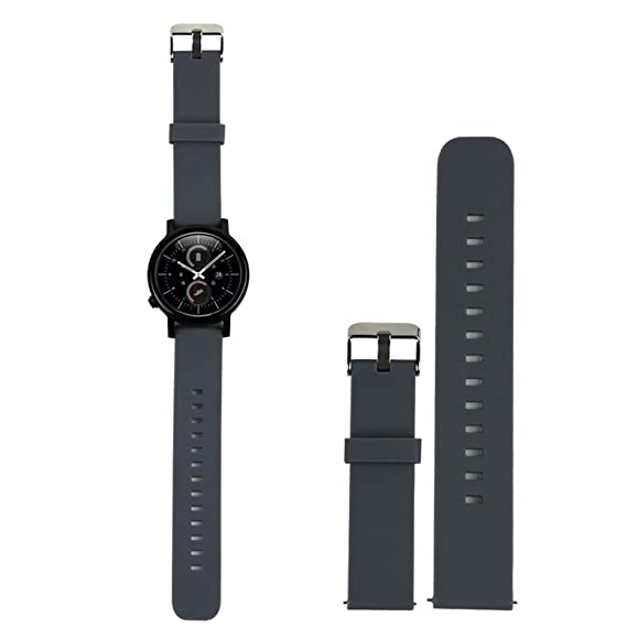 Jewh Quality Colorful Sport Fitness Silicone Watch Band - Strap Steel Buckle Samsung Galaxy Gear S2
