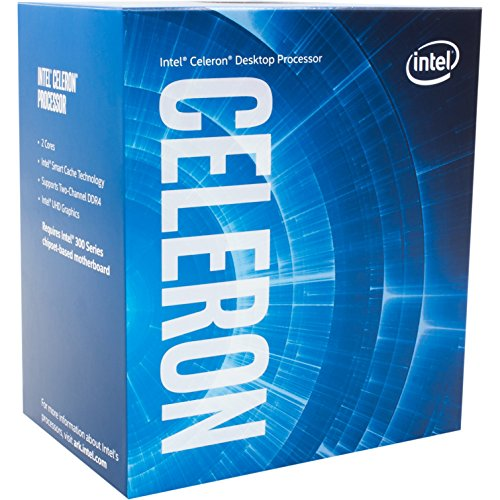 Build My PC, PC Builder, Intel Celeron G4920