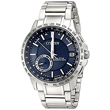 Citizen CC3000-89L Satellite Wave World Time GPS Men's Watch
